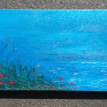 sea acrylic